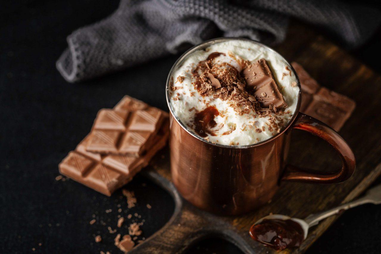 CBD Chocolate Latte