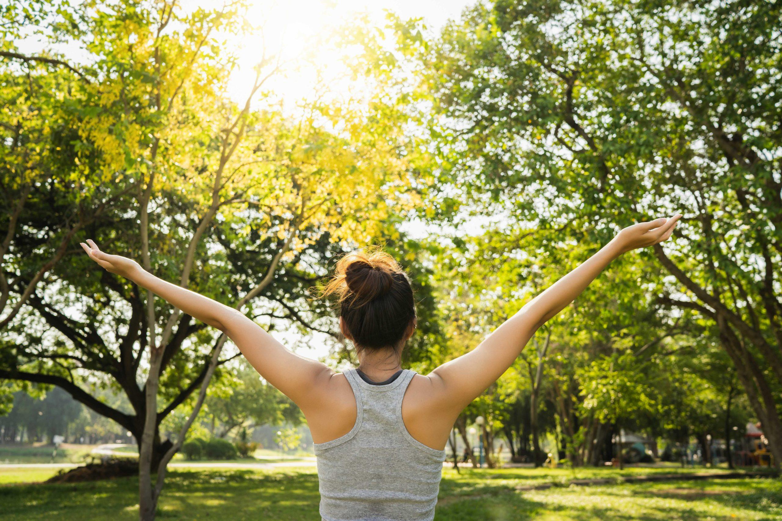 CBD Wellness Routine
